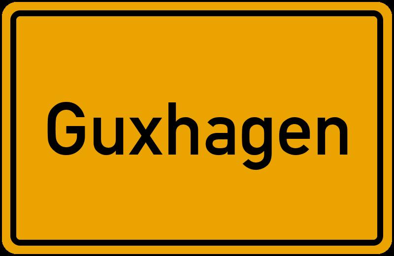 onlinestreet Branchenbuch für Guxhagen