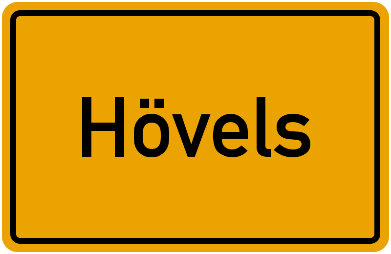 onlinestreet Branchenbuch für Hövels