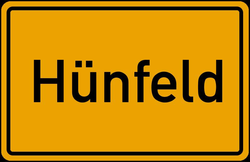onlinestreet Branchenbuch für Hünfeld