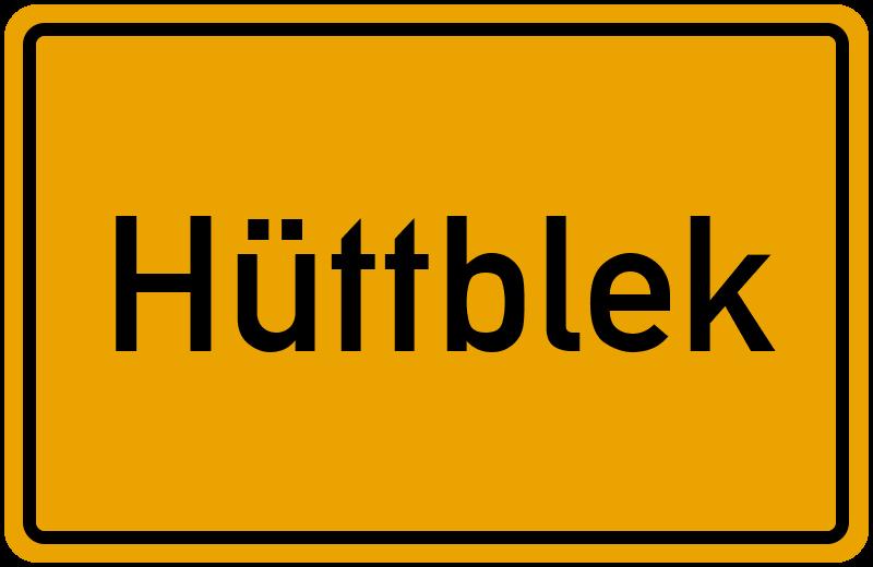 onlinestreet Branchenbuch für Hüttblek