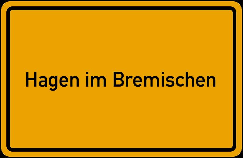 onlinestreet Branchenbuch für Hagen im Bremischen