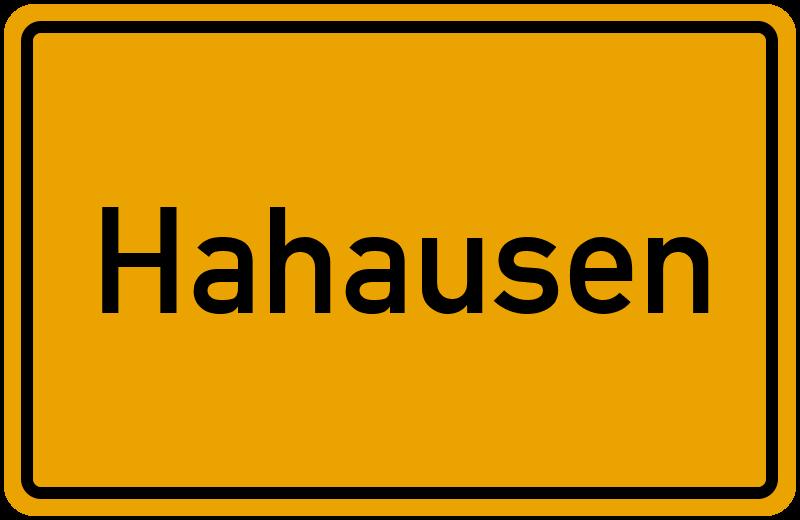 onlinestreet Branchenbuch für Hahausen