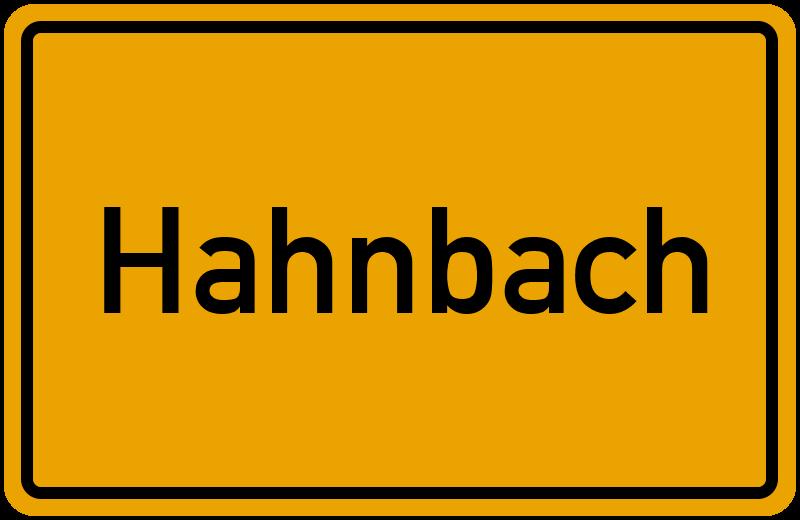 onlinestreet Branchenbuch für Hahnbach