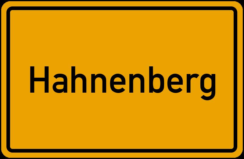 onlinestreet Branchenbuch für Hahnenberg