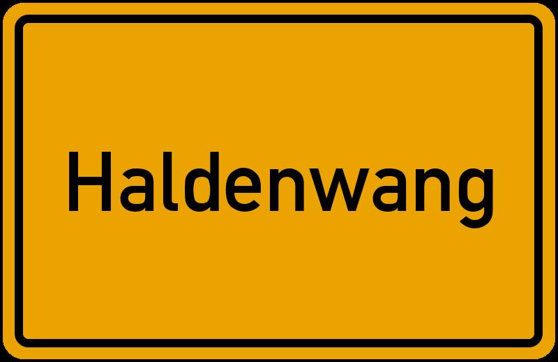 onlinestreet Branchenbuch für Haldenwang