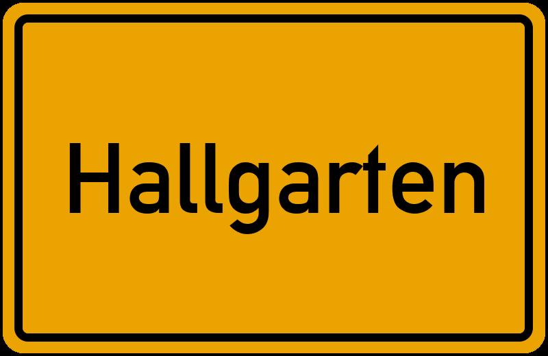 onlinestreet Branchenbuch für Hallgarten