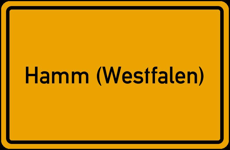 Ortsvorwahl 02381: Telefonnummer aus Hamm (Westfalen) / Spam Anrufe