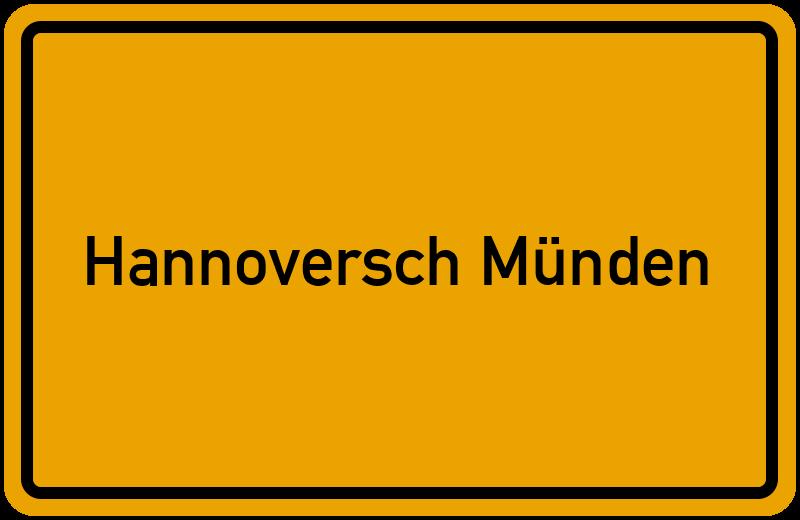 onlinestreet Branchenbuch für Hannoversch Münden