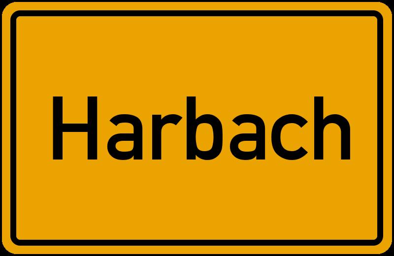 onlinestreet Branchenbuch für Harbach