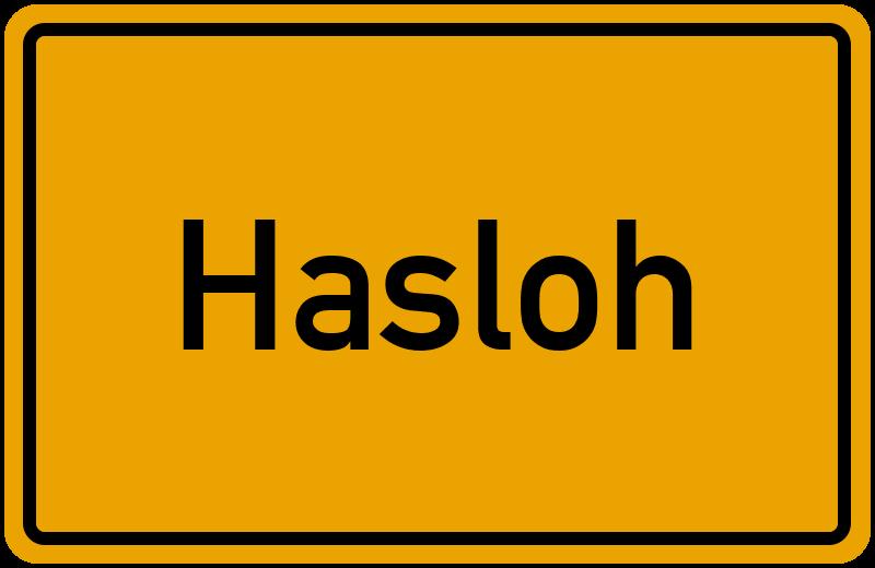 onlinestreet Branchenbuch für Hasloh