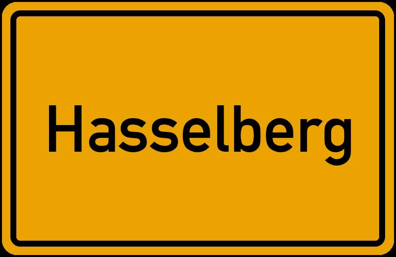 onlinestreet Branchenbuch für Hasselberg