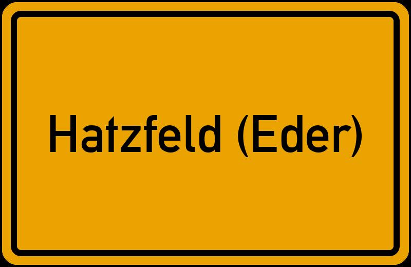 onlinestreet Branchenbuch für Hatzfeld (Eder)