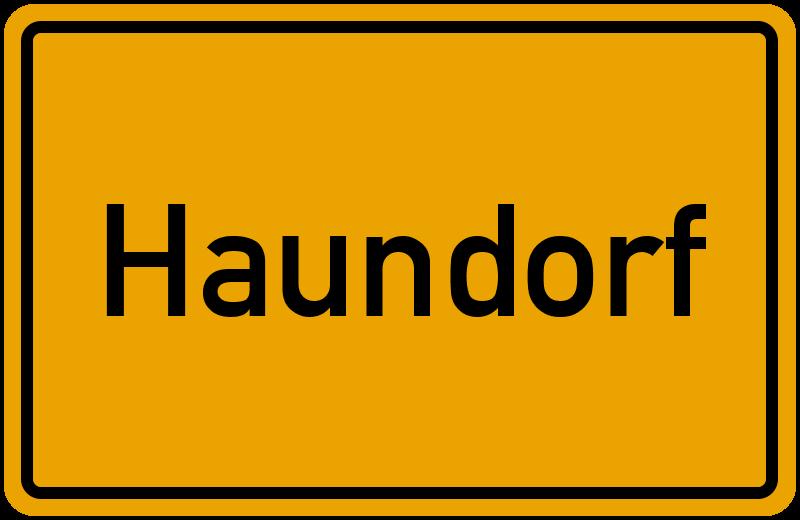 onlinestreet Branchenbuch für Haundorf