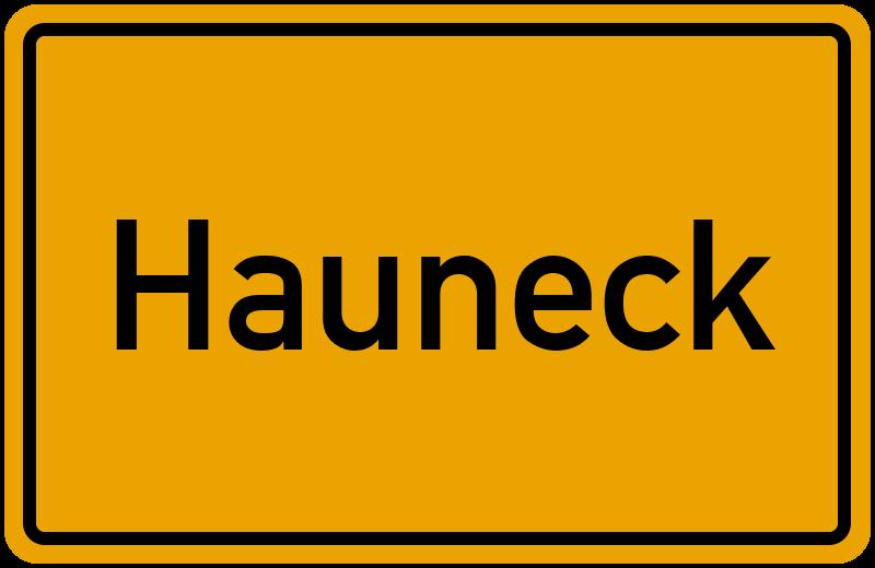 onlinestreet Branchenbuch für Hauneck