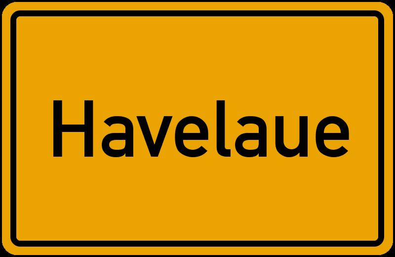 onlinestreet Branchenbuch für Havelaue