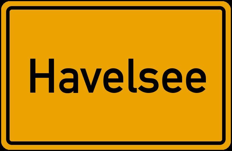 onlinestreet Branchenbuch für Havelsee