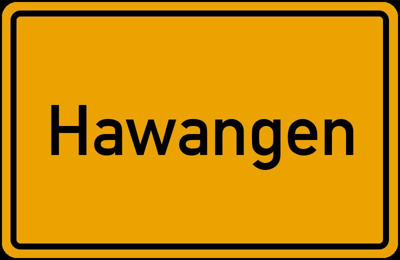 onlinestreet Branchenbuch für Hawangen