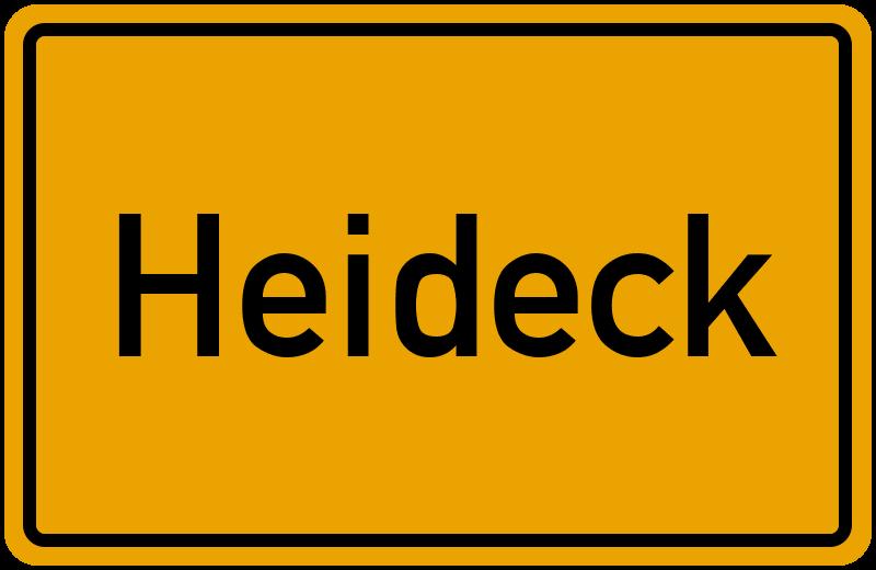 onlinestreet Branchenbuch für Heideck