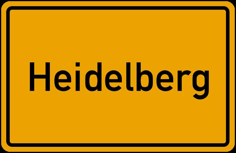onlinestreet Branchenbuch für Heidelberg