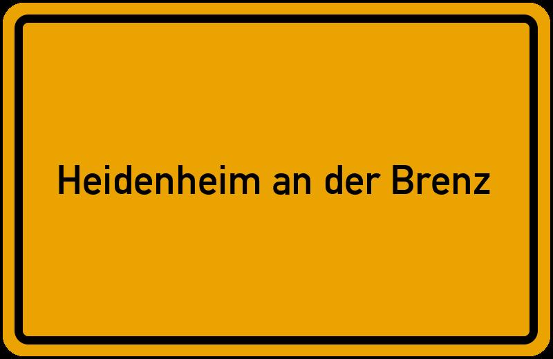 onlinestreet Branchenbuch für Heidenheim an der Brenz