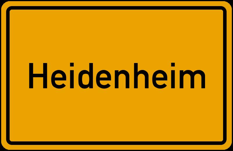 onlinestreet Branchenbuch für Heidenheim
