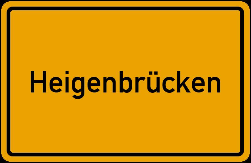 onlinestreet Branchenbuch für Heigenbrücken