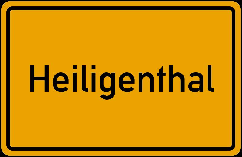 onlinestreet Branchenbuch für Heiligenthal