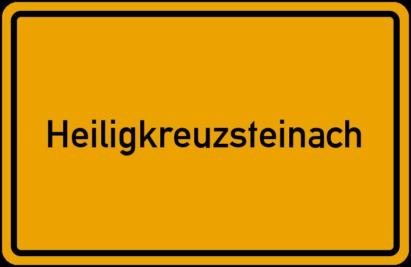 onlinestreet Branchenbuch für Heiligkreuzsteinach