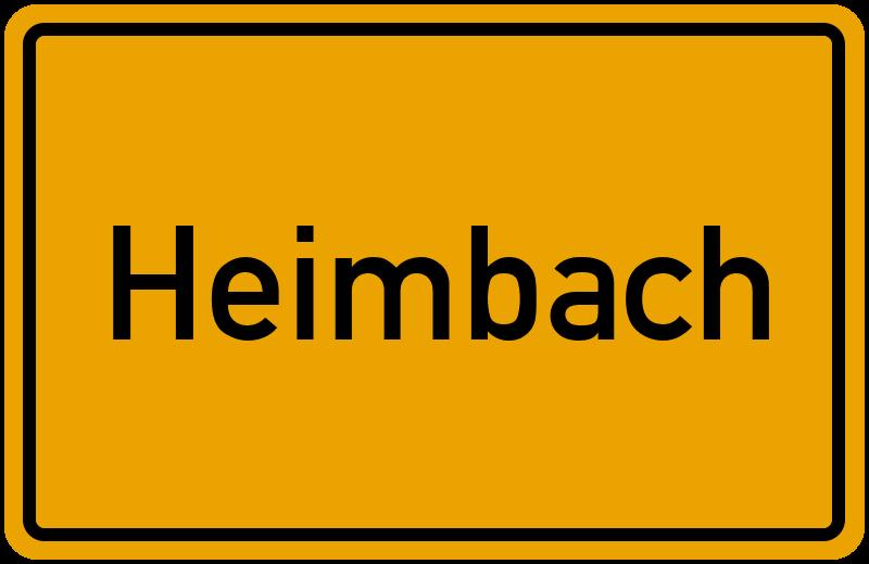 onlinestreet Branchenbuch für Heimbach