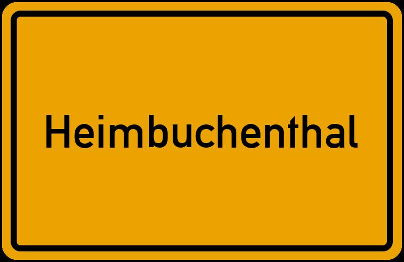 onlinestreet Branchenbuch für Heimbuchenthal