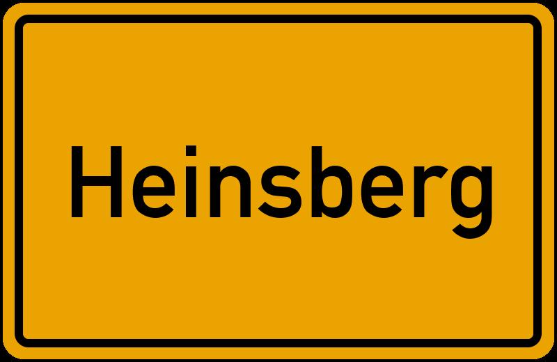 onlinestreet Branchenbuch für Heinsberg