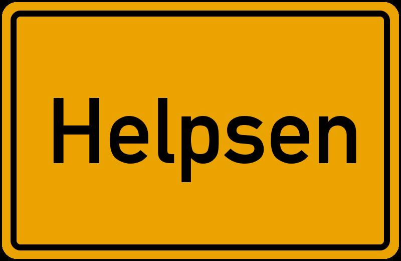 onlinestreet Branchenbuch für Helpsen