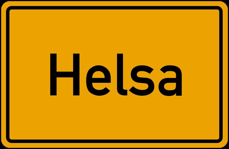 onlinestreet Branchenbuch für Helsa