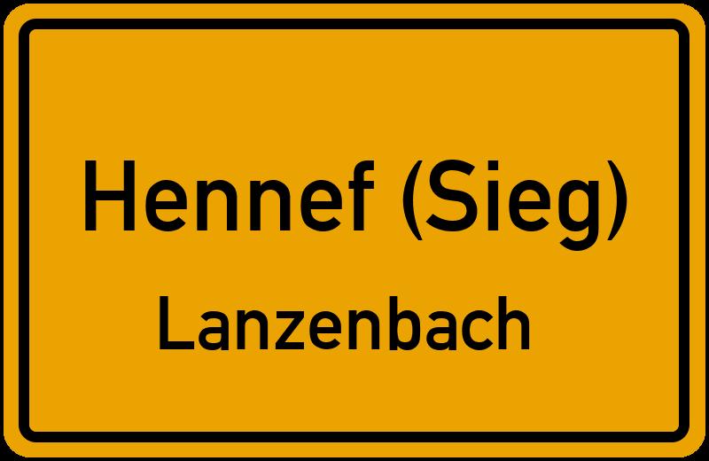 kuchenbachstra e in 53773 hennef sieg lanzenbach nordrhein westfalen. Black Bedroom Furniture Sets. Home Design Ideas