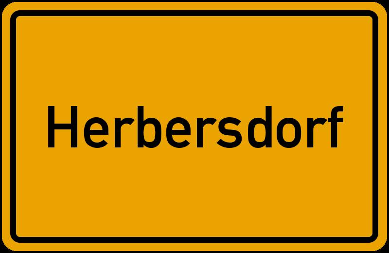 onlinestreet Branchenbuch für Herbersdorf