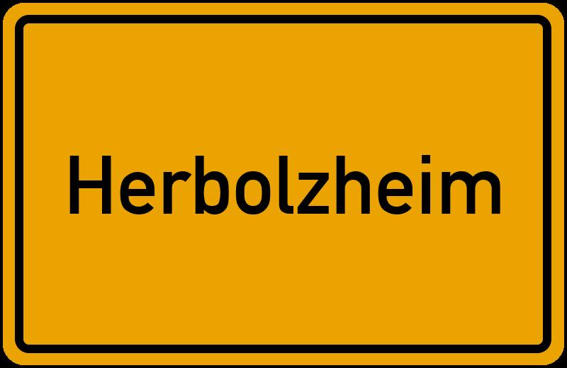 onlinestreet Branchenbuch für Herbolzheim