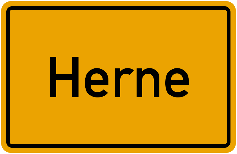 Herne Karte Stadtteile.Strassenverzeichnis Herne Nordrhein Westfalen Stadtteile