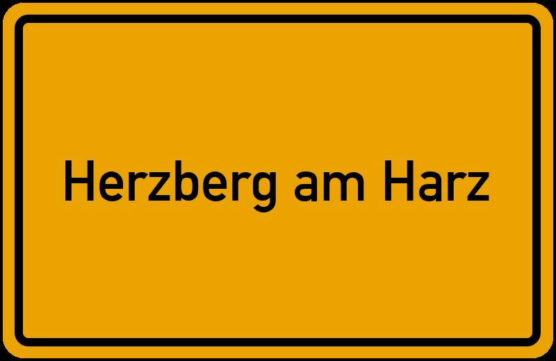 onlinestreet Branchenbuch für Herzberg am Harz