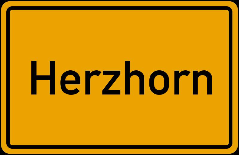 onlinestreet Branchenbuch für Herzhorn