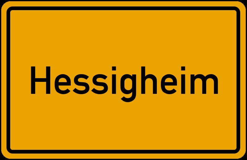onlinestreet Branchenbuch für Hessigheim