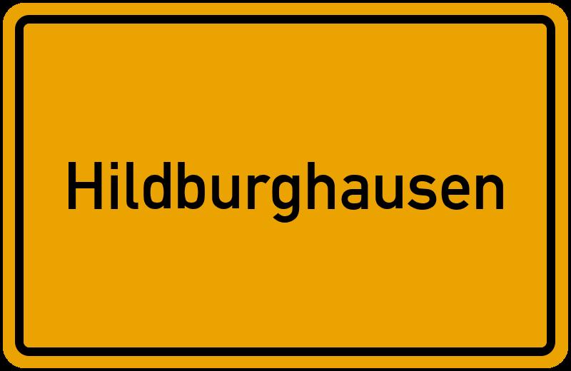 onlinestreet Branchenbuch für Hildburghausen