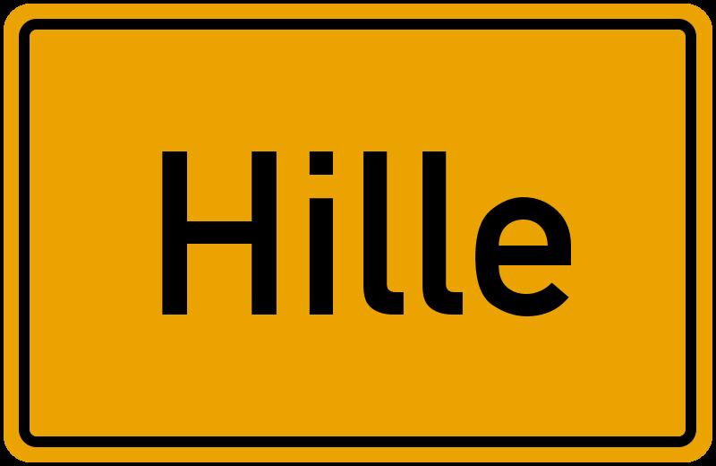 onlinestreet Branchenbuch für Hille