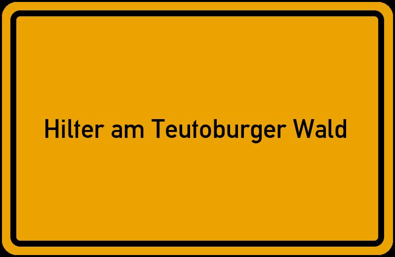 onlinestreet Branchenbuch für Hilter am Teutoburger Wald