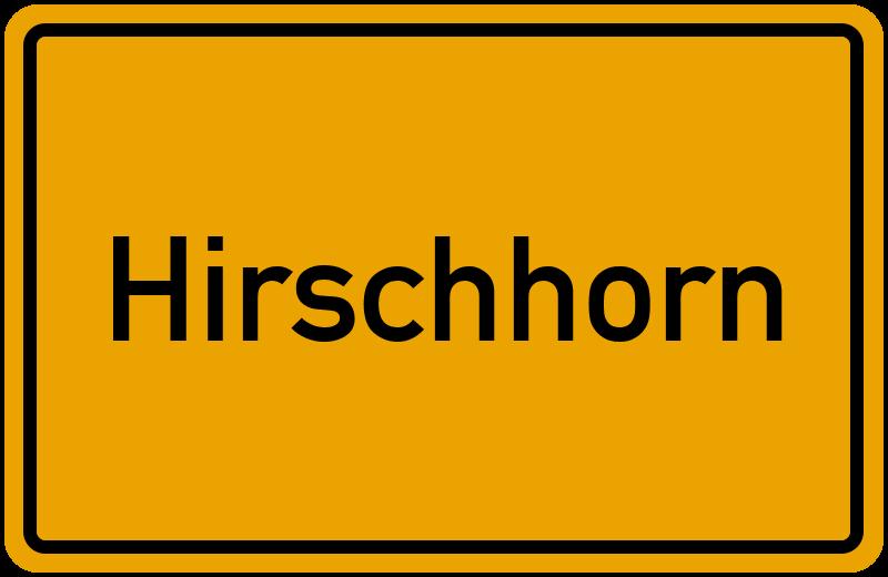 onlinestreet Branchenbuch für Hirschhorn