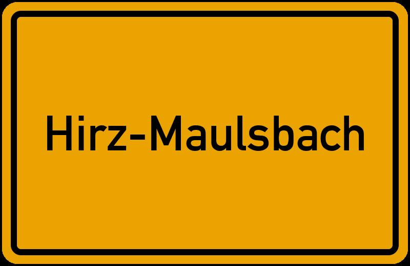 onlinestreet Branchenbuch für Hirz-Maulsbach