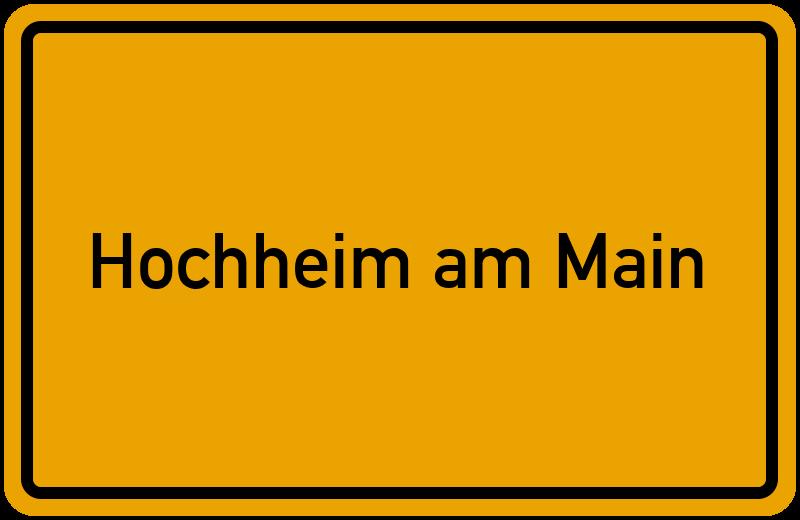onlinestreet Branchenbuch für Hochheim am Main
