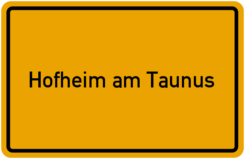 onlinestreet Branchenbuch für Hofheim am Taunus