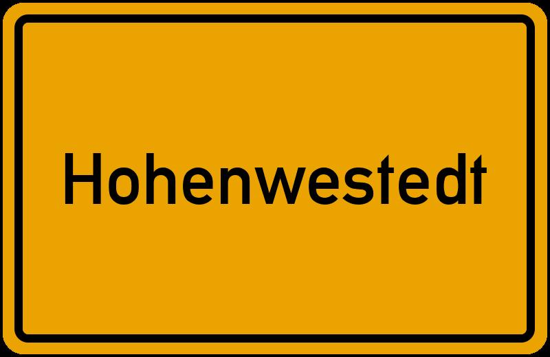 onlinestreet Branchenbuch für Hohenwestedt