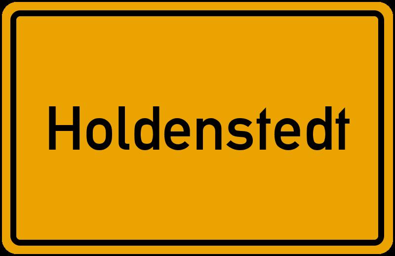 onlinestreet Branchenbuch für Holdenstedt