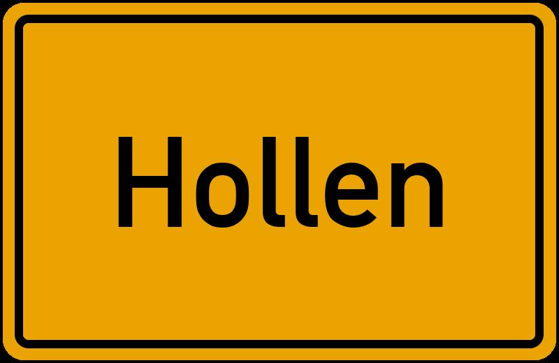 onlinestreet Branchenbuch für Hollen
